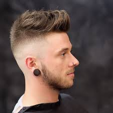young boys haircuts short back and sides longer on top textured hairstyles for men 2017