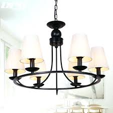 chandeliers black beaded chandelier lamp shades varied