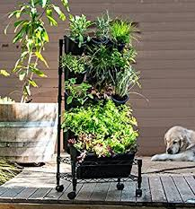 amazon com gronomics vg3245 vertical garden planter 32 inch by