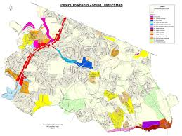 Baltimore City Council District Map Public Hearing Addresses Proposed Peters Township Zoning Ordinance