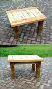 Pallet Patio Furniture Ideas by Patio Ideas Outdoor Furniture Made From Wood Pallets Garden