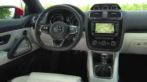 scirocco volkswagen interior volkswagen scirocco facelift interior youtube