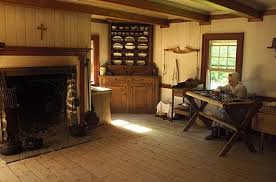 view interior of homes acadia lifestyle in the days of our ancestors inside the home
