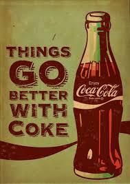 si e social coca cola ein bleistift und radiergummi digital vintage coca cola poster by