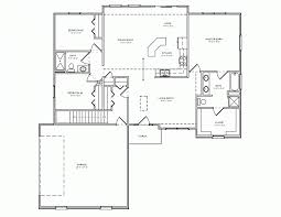 100 three bedroom ranch floor plans small lot house plans
