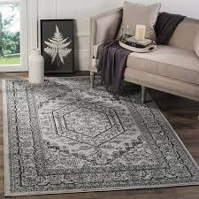 8 X 9 Area Rugs Safavieh Adirondack Collection Adr108a Silver And