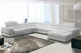 u shaped leather sofa orren ellis coalpit heath modern u shaped leather sectional