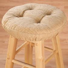 bar stools bar stool covers with elastic round chair cushion