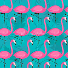 wallpaper with pink flamingos bright pink flamingos wallpaper wall mural wallsauce australia