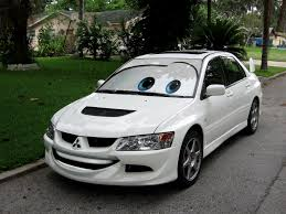 cars movie car mitsubishi lancer evolution disney pixar cars movie