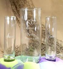 Heart Shaped Sand Ceremony Vase Set Unity Sand Set Wedding Supplies Ebay