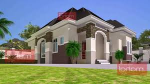 5 bedroom bungalow house plans in nigeria youtube
