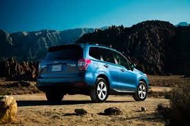 subaru suv 2014 2014 motor trend suv of the year winner subaru forester motor trend