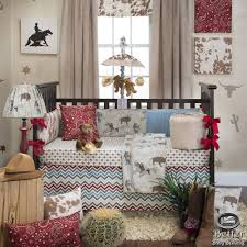 Western Baby Crib Bedding Baby Boy Country Rustic Cowboy Western Theme Crib Nursery Quilt