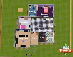 Home Designs Sims 4 House Plan Sims Freeplay House Plans Image Home Plans U0026 Floor Plans