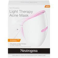 neutrogena light mask activator neutrogena acne mask activator w 30 daily treatment sessions