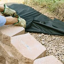 home depot decorative rock build a retaining wall with landscape blocks garden club