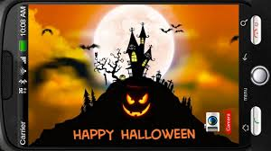 happy halloween full moon hill deluxe hd edition 3d live wallpaper