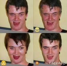 Meme Face App - begini jadinya saat wajah 12 tokoh meme diedit faceapp dijamin ngakak