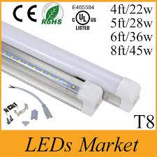 what is integrated led lighting integrated led tube 4ft 5ft 6ft 8ft tube t8 led fluorescent tubes