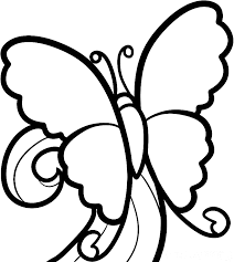 butterfly lineart transparent by dawnieda on deviantart