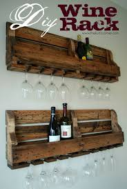amazing diy wine storage ideas pallet wine wall racks and pallets
