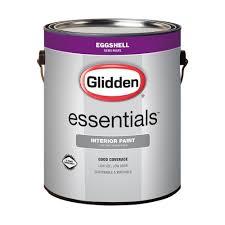 glidden premium 1 gal pure white satin interior paint gln6211 01