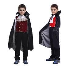 Toddler Halloween Costumes Boy Aliexpress Buy Kids Vampire Family Costumes Children