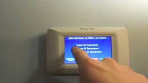 Prestige Iaq 2 0 Comfort System Honeywell Prestige Iaq Installer Setup Youtube