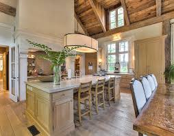 White Washed Oak Kitchen Cabinets Kitchen The Kitchen Is All About Charm And Family Time I Love