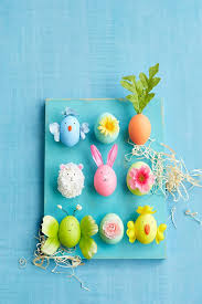 cool easter ideas food network skip the kit and decorate your easter eggs
