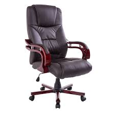 high back ergonomic executive task desk office chair swivel