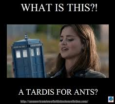Meme Dr Who - the monday meme what is this arcadia pod