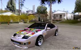 modified nissan 300zx jdm nissan 300zx for gta san andreas