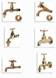 decorative outdoor brass garden taps artistic water