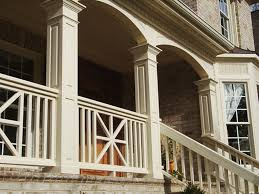 installation of exterior porch columns bonaandkolb porch ideas