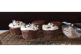 creamy german chocolate cupcakes duncan hines