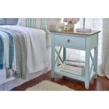 blue nightstands u0026 bedside tables for less overstock com
