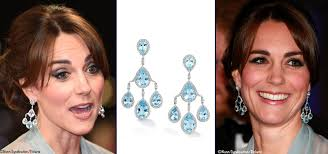 kate middleton diamond earrings kate s calendar filling up that jewelry poll updated what