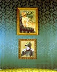 white house paintings the cup of tea by mary cassatt portraits