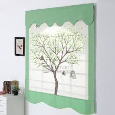 Printed Fabric Roman Shades - best fabric for roman shades cheap fabric roman shades
