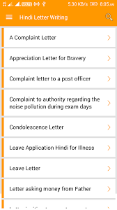 appreciation letter to chef hindi letter writing android apps on google play