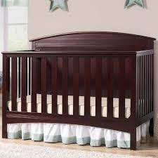 Delta Convertible Crib Bed Rail Delta Children Archer 4 In 1 Convertible Crib Chocolate