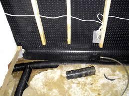 Waterproof My Basement by Stops Leaks Inside Basement Waterproofing Systems French Drains