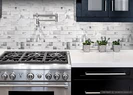 metallic kitchen backsplash white glass metal backsplash espresso kitchen cabinet