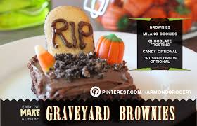easy to make at home halloween recipes blog harmons
