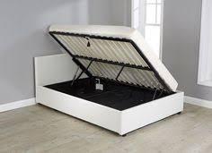 Ottoman Beds For Sale Kaydian Walkworth Ottoman Storage Bed Smoke Fabric Ottoman