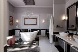 High End Bathroom Furniture Artistic High End Bathroom Decor With Freestanding Bathtubs