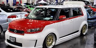 gallery of scion xb