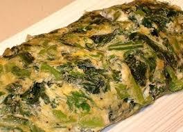 cuisiner des feuilles de blettes omelette aux blettes recettes cuisine française